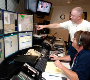 According to U.S. Rep. Norma J. Torres, staffing woes at 911 call centers are a direct result of not putting enough emphasis on 911 operators and their contribution to each call that comes in and is dispatched. (Photo/USAF)