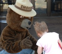 Smokey Bear gets digital makeover for 75th birthday