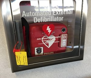 The AEDs are estimated to cost the city $6 million over the next six years. (Photo/Greg Friese)