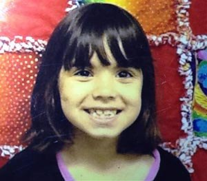 This undated photo provided by the Kitsap County Sheriff's Office shows Jenise Paulette Wright. Kitsap County sheriff's deputies are searching for Jenise, 6, who is missing and was last seen Saturday night, Aug. 2, 2014, at her home in east Bremerton, Wash. (AP Image)