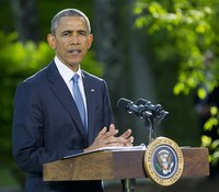 Obama puts stricter controls on military equipment for police