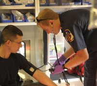 Ohio county first responders training for'difficult runs'
