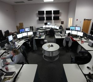 At the $4.35 rate, the 911 office will see an increase of $30,644 in revenue for the first six months if the dispatch center stays at a 82,000 volume call total. (Photo/USMC/Sgt. Thomas J. Griffith)