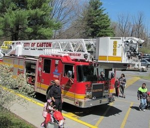 City Controller Tony Bassil said the city of Easton needs to start keeping better track of firefighter work hours to avoid errors in reporting. (Photo/YMCA of Easton)