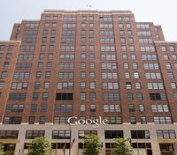2-alarm fire breaks out at Google's planned NY campus