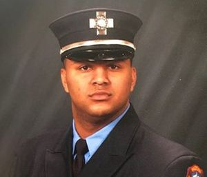 Madison Fire Department firefighter-paramedic Rick Garner, 29, died of cardiac arrest April 1, approximately six hours after finishing a 48-hour shift. (Photo/MFD)