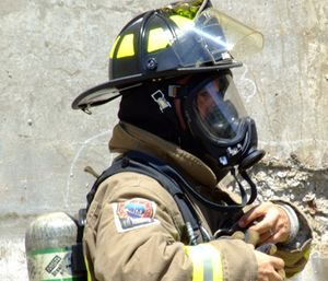 In the 1970s, the National Institute for Occupational Safety and Health developed IDLH values to protect first responders and other workers from toxic workplace chemicals. (Photo/Wikimedia Commons)