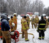 Braving the cold: How firefighters should prepare for winter weather