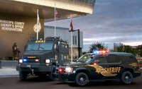 Ariz. man carried out lone wolfattack on officer, police say