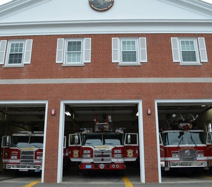 DoD honors Mass. fire chief for support to veterans