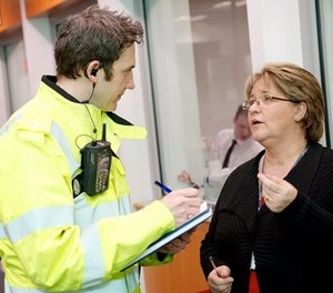 Police report writing sets the scene to explain and understand the incident. (Photo/West Midlands Police via Flickr)
