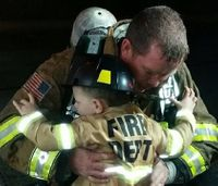 Fire service Father's Day: Honoring our mentors