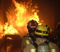 3 firefighter safety priorities when responding to a motor vehicle crash