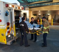 Trending: Expanded use of prehospital point of care ultrasound (P-POCUS)