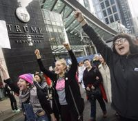 Vancouver police prepare for protests at new Trump tower