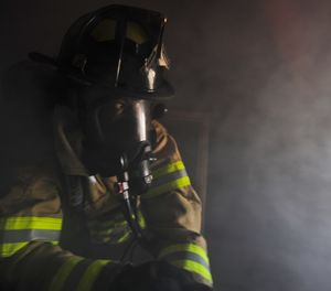 It's on you as the individual firefighter or officer to document your exposures – every single one – that you can document from the past and from here on out in your career. (Photo/USAF)