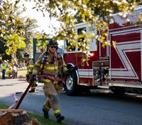 Training for firefighter mental resilience