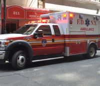 NYC mayor on FDNY EMS pay gap: 'The work is different'