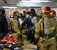 How to inspect firefighter gear for damage