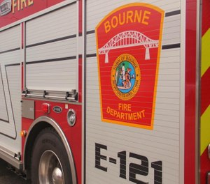 On April 1, members of the Professional Firefighters of Bourne, Local 1717, unanimously voted to declare that they have no confidence in the leadership of Bourne Fire Chief Norman Sylvester Jr.. (Photo/Bourne Firefighter IAFF Local 1717)