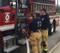 Ind. volunteer firefighters seek to create fire district