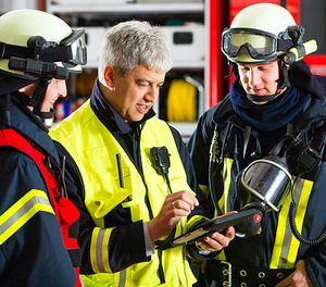 Fire department leaders should prioritize getting organizational buy-in on why it's so critical to collect better data. (image/ iStock)