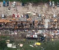 West fertilizer plant explosion survivors reflect 5 years later
