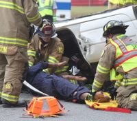 Achieving efficiency with combination extrication tools