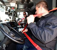 Safe apparatus operation, the next firefighter safety initiative