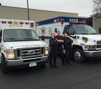 NY city ambulance service shuts down over lack of funds