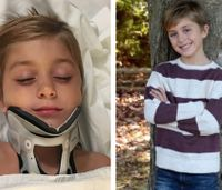 Family faces $32K air ambulance bill after boy fractures skull