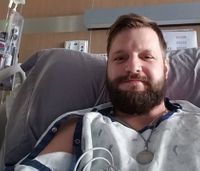Firefighter loses leg after being hurt in fire