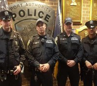 Officers hailed as heroes for apprehending NYC bombing suspect