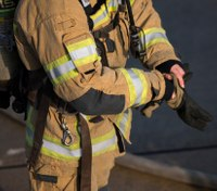 Ohio FD awarded grant for protective hoods and gloves