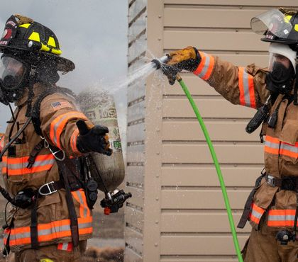 How to decontaminate firefighter gear after a brush with fentanyl