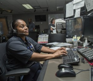 The week of April 14-April 20 is National Public Safety Telecommunicators Week, set aside to recognize those men and women who are the first line of defense and response for emergency agencies. (Photo/DoD)