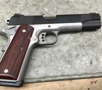 The case for the 1911