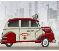 Frequent Flyers: Ambulance history with Capt. Salty