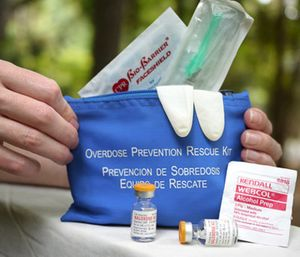 Utah is ranked seventh in the nation for overdoses. (Photo/AP)