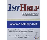 1st Help website connects EMTs, paramedics in crisis with life-saving resources