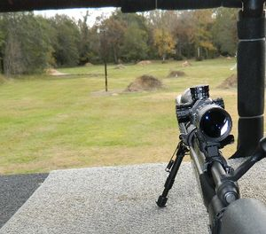 Having clear-cut goals and knowing the intended mission of one's rifle and scope are the imperative when choosing a reticle. (Photo/Warren Wilson)