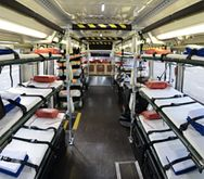 How a multiple-patient transport vehicle can help you prepare for any disaster