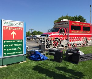 Mobile command posts come in a variety of sizes and configurations. (Photo/Greg Friese)