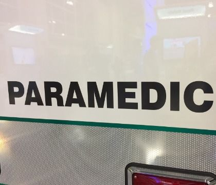 6868aaabfc The question every new paramedic has to answer