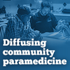 Special coverage: Diffusing community paramedicine