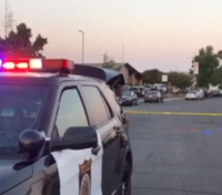 Eight-hour standoff at Calif. motel ends with armed suspect's arrest