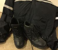 EMS community donates clothing, boots and money to paramedic students in need