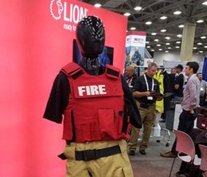 A fire department will soon be equipped with body armor for both firefighters and paramedics thanks to a vote by the city council. (Photo/Shelbie Watts)