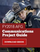Download your FY2018 AFG Communications Project Guide [eBook]
