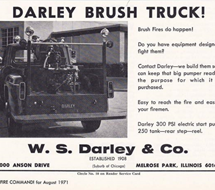 3 timeless lessons anyone can learn from one of America's oldest fire apparatus manufacturers